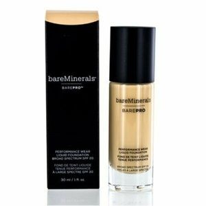 bareMinerals - GOLDEN IVORY 08 barePRO Foundation
